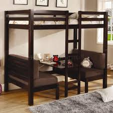 bunk bed with desk for bunk bed desk