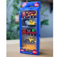 Набор <b>Машины</b> (5 <b>машин</b>), <b>Siku</b> 6283 - Игракот