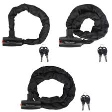 WEST BIKING <b>Bicycle Lock</b> MTB Road <b>Bike Anti</b>-<b>theft</b> Reinforced ...