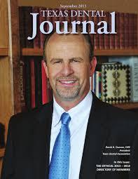 sept tdj full version by texas dental association issuu