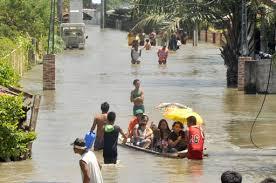 typhoon luis pangasinan