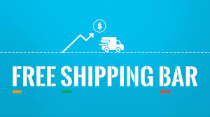 <b>Free Shipping</b> Bar – Ecommerce Plugins for Online Stores – Shopify ...