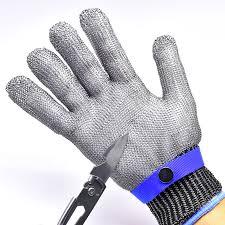FGHGF <b>New</b> Work Gloves Breathable Comfortable <b>Safety Cut Proof</b> ...