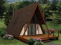 ideas about A Frame Cabin Plans on Pinterest   A Frame Cabin    plans for small aframe   Yakutat A Frame Home Plan D    House