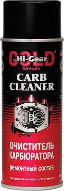 <b>Очиститель карбюратора Hi-Gear</b>, аэрозоль, HG3201, 312 г ...