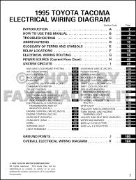 toyota tacoma wiring diagram solidfonts diagram for 1999 toyota engine wiring instruction