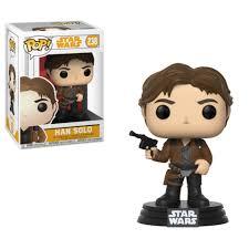 Купить <b>фигурку</b> «<b>Фигурка Funko POP</b>! <b>Bobble</b>: Star Wars: Solo: Han ...