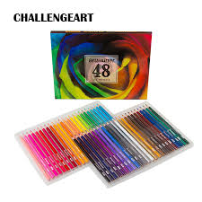 lapis de cor Drawing Color Pencil Set <b>48 72 120 160 180 Color</b> Art ...