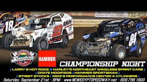 Hammer Electric Championship Night This Saturday Night At New ...