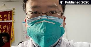 Chinese Doctor, Silenced After <b>Warning</b> of Outbreak, Dies From ...