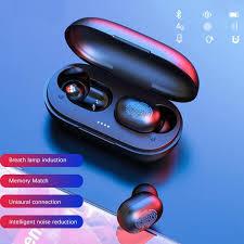 <b>A6X TWS Bluetooth</b> Earphone <b>Wireless</b> In-Ear <b>Earbuds</b> Sport ...