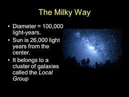 Image result for 100 millions of stars in the galaxy