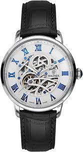 Швейцарские Механические Наручные <b>Часы Wainer Wa</b>.<b>25990-A</b> ...
