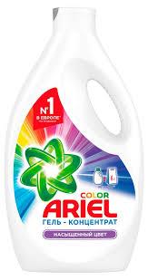 Купить <b>Гель для стирки Ariel</b> Color, 2,6 л с доставкой по цене 599 ...
