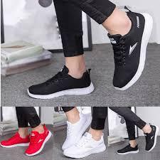 <b>Stylish</b> Brand <b>Men's Fashion</b> Sneakers Casual <b>Mesh</b> Breathable ...