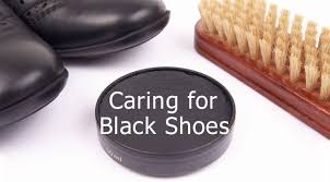 How To <b>Clean</b> and Protect <b>Black</b> Shoes | Shoe Zone | Shoe Zone Blog
