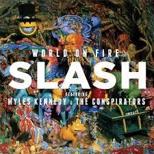 <b>Slash</b> - <b>World On</b> Fire (Vinyl) : Target
