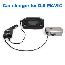 2 в 1 Автомобильное <b>зарядное устройство</b> для <b>DJI Mavic</b> Pro ...