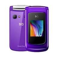 Мобильный <b>телефон BQ 2433</b> Dream DUO Purple - купить ...
