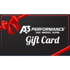 A3 Performance Gift Card