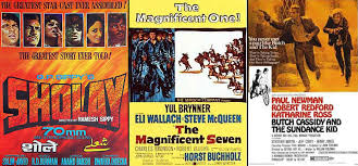 the magnificent seven 2016 poster के लिए चित्र परिणाम