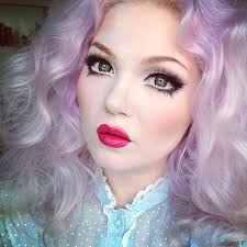 creepy doll on dolls makeup and scary