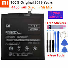 <b>100</b>% <b>Original</b> Battery <b>BM4C</b> Battery <b>bm4c</b> for <b>Xiaomi Mi</b> Mix ...