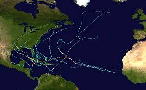 Saison cyclonique 2008 dans l'océan Atlantique nord