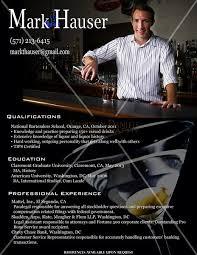 resume design   kimberlydanielsmarkhauserresumebartending resumeprofessional bartenderbartender resumecustom bartending resumecustom bartender resumebartending templateprofessional