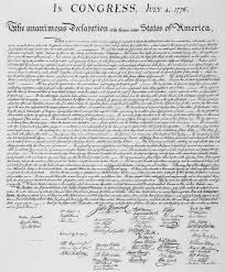 the declaration of independence  declaration of independence