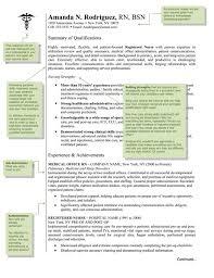 nursing resume template  nurse  pediatric emergency   experienced    nurse resume template samples