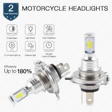 <b>Bevinsee</b> H4 9003 <b>LED</b> Headlight Bulb For Kawasaki Ninja 1000 ...
