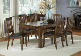 11 Piece Dining Room Set 11 Piece Table And Ladderback Chairs Set By Aamerica Wolf And