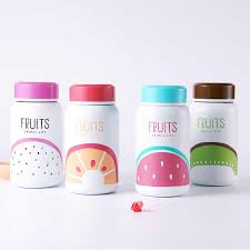 <b>Creative Cactus</b> Vacuum Flask Thermocup Thermos Sports Bottle ...