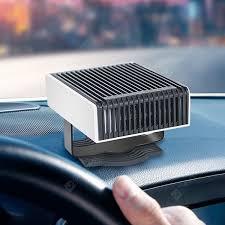 <b>Car Portable 250W</b> 12V / 24V 2 in 1 Heater Cooler Fan Windscreen ...