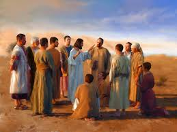 Resultado de imagem para jesus ensinando no templo