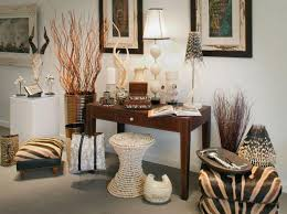 south african decor: african theme applied in modern interior click here http wwwkaraguffeyphotography