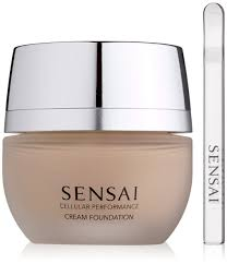 <b>Sensai Cellular Performance Cream</b> Founda- Buy Online in ...