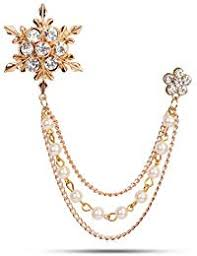 <b>Brooches</b> & Pins: Buy <b>Brooches</b> & Pins Online at Best Prices in India ...