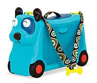 Детская <b>каталка чемодан</b> в России. Сравнить цены, купить ...