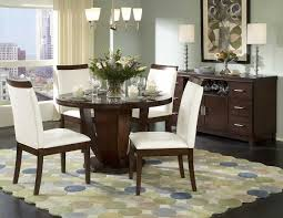 Round Dining Room Table And Chairs Round Dining Room Table For 6 Is Also A Kind Of Contemporary Round