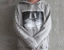 Aelfric Eden, Мужской пуловер с <b>принтом</b> в виде готических <b>букв</b> и ...