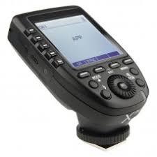 Пульт-<b>радиосинхронизатор Godox Xpro-F TTL</b> для Fujifilm