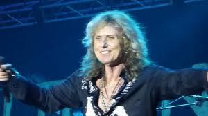 Whitesnake Lead Singer Whitesnake Video Footage Of Villafranca Di Verona Performance