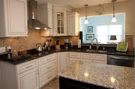 Remodel Kitchen Island New Kitchen In Newport News Virginia Has Custom Cabinets Kitchen