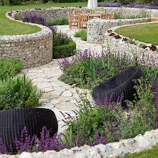 sunken garden path ian kitson landscape architect repinned on toby designs big garden office ian