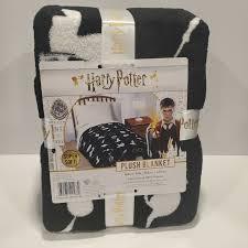 "Купить Harry Potter PLUSH BLANKET new super <b>soft</b> 60"" на eBay ..."