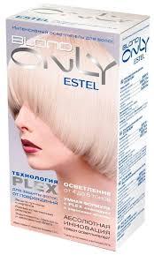 ESTEL Only Blond <b>интенсивный осветлитель для волос</b> — купить ...