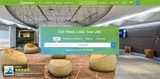 top 10 job portal websites in in 2015 techiezap glassdoor job portal