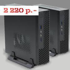 <b>Корпус Powerman</b> Mini computer case ME-100BK /6117859/ по ...